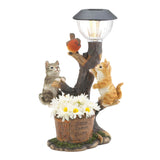Climbing Cats Solar Light - Distinctive Merchandise