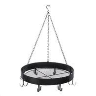 Round Hanging Pot Rack - Distinctive Merchandise