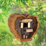 Love Shack Birdhouse - Distinctive Merchandise