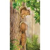 Woodland Squirrel Tree Décor - Distinctive Merchandise