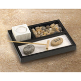 TABLETOP ZEN GARDEN KIT - Distinctive Merchandise