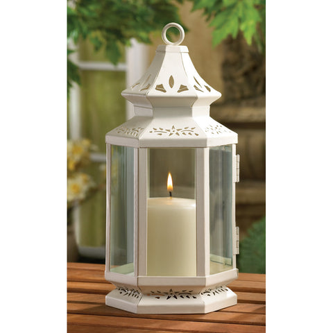 VICTORIAN CANDLE LANTERN