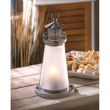Lookout Lighthouse Candle Lamp - Distinctive Merchandise