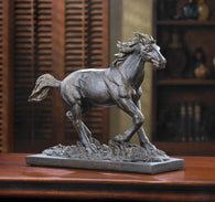 WILD STALLION STATUE - Distinctive Merchandise