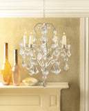 Ivory Baroque Chandelier - Distinctive Merchandise