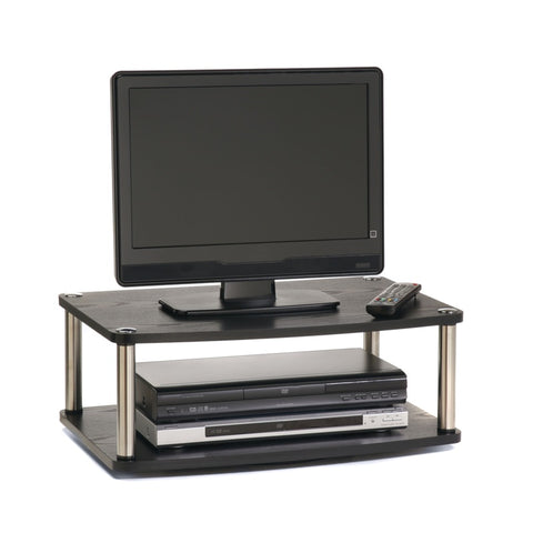 2-Tier Swivel TV Stand / TV Turntable Swivel Board - Distinctive Merchandise