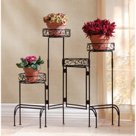 Four-Tier Plant Stand Screen - Distinctive Merchandise