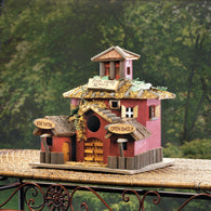 Winery Birdhouse - Distinctive Merchandise
