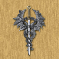 Dragon Dagger Wall Plaque - Distinctive Merchandise