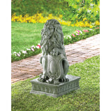 Lion Guardian Statue - Distinctive Merchandise