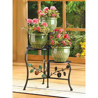 Country Apple Plant Stand - Distinctive Merchandise