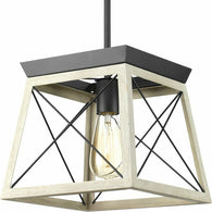 Graphite Dimmable Farm Home Light Lantern Geometric Chandelier - Distinctive Merchandise