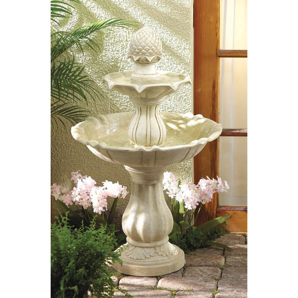 Acorn Fountain - Distinctive Merchandise