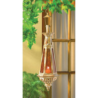 Amber Teardrop Lantern - Distinctive Merchandise