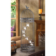 BIRDCAGE STAIRCASE CANDLE STAND - Distinctive Merchandise