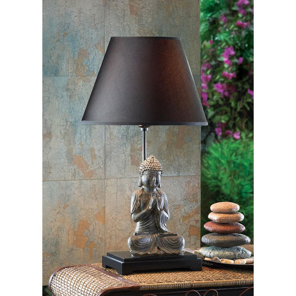 BUDDHA TABLE LAMP - Distinctive Merchandise