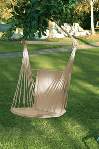 Cotton Padded Swing Chair - Distinctive Merchandise