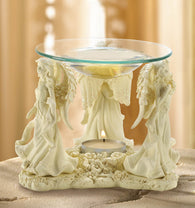 Angelic Trio Oil Warmer - Distinctive Merchandise