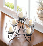 ENLIGHTENED CANDLE CENTERPIECE - Distinctive Merchandise