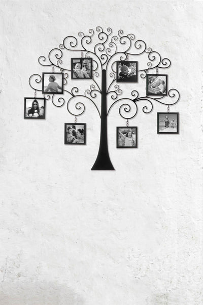 Family Tree Photo Wall Décor - Distinctive Merchandise