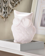 Friendly Owl Oil Warmer - Distinctive Merchandise