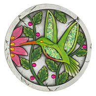 Green Hummingbird Garden Stepping Stone - Distinctive Merchandise