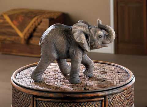 Happy Elephant Figure - Distinctive Merchandise