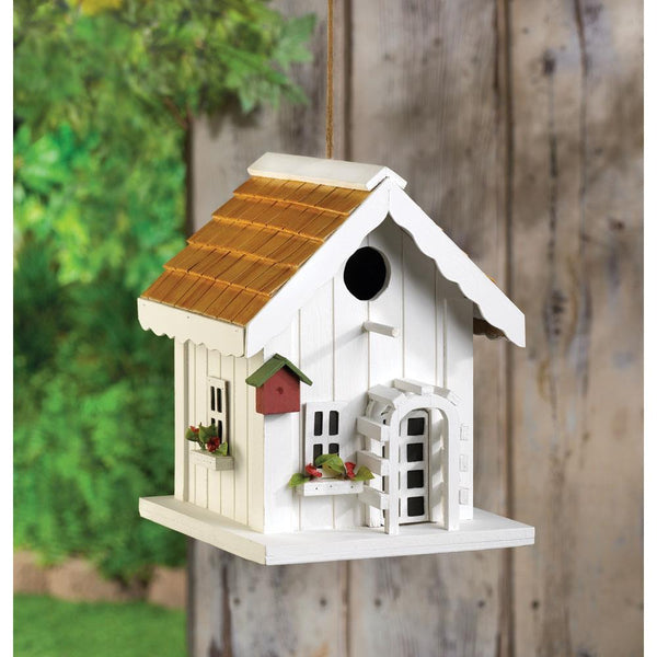 Happy Home Birdhouse - Distinctive Merchandise