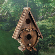 Heart Shape Birdhouse - Distinctive Merchandise