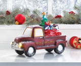 Light-Up Toy Delivery Truck - Distinctive Merchandise