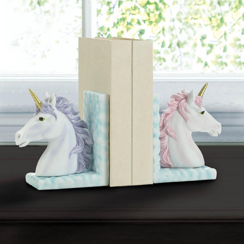 Magical Unicorn Bookends - Distinctive Merchandise
