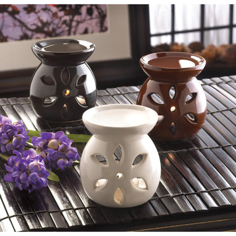 Mini Oil Warmer Trio - Distinctive Merchandise
