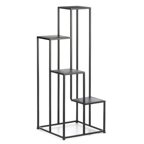 Modern Four Tier Plant Stand - Distinctive Merchandise