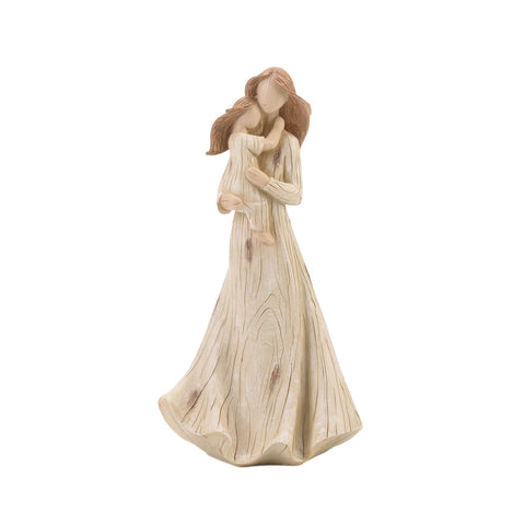 Mother And Daughter Figurine - Distinctive Merchandise