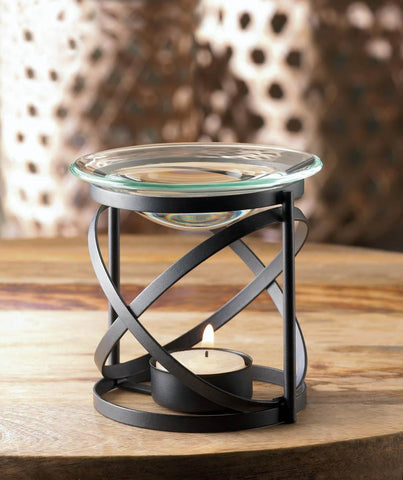Orbital Oil Warmer - Distinctive Merchandise