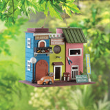 Pet Salon Birdhouse - Distinctive Merchandise