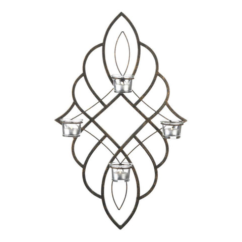 Regal Candle Wall Sconce - Distinctive Merchandise