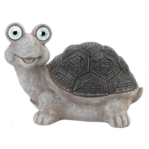 Solar Turtle Statue - Distinctive Merchandise