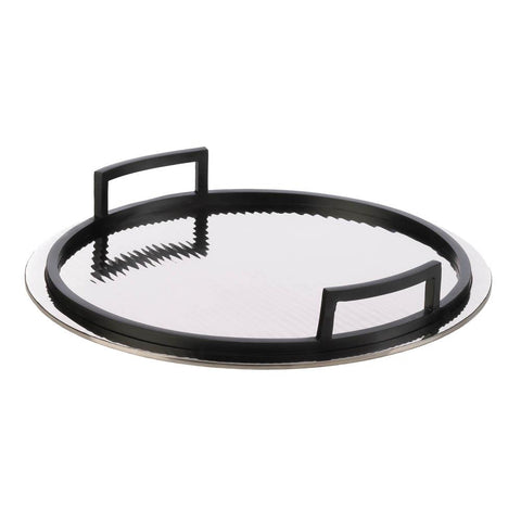 State-Of-The-Art Circular Serving Tray - Distinctive Merchandise