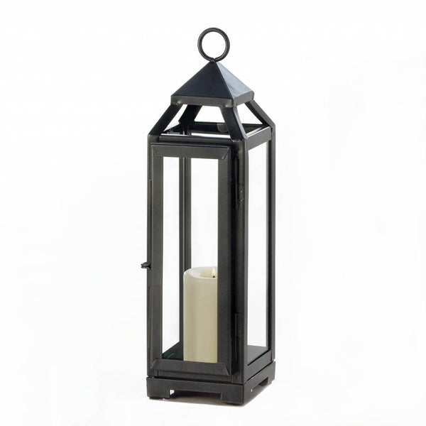TALL SLATE LANTERN - Distinctive Merchandise