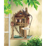 Tree House Bird Feeder - Distinctive Merchandise