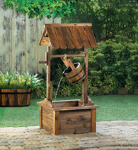 Wishing Well Water Fountain - Distinctive Merchandise