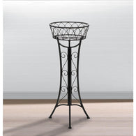 Curlicue Single Plant Stand - Distinctive Merchandise