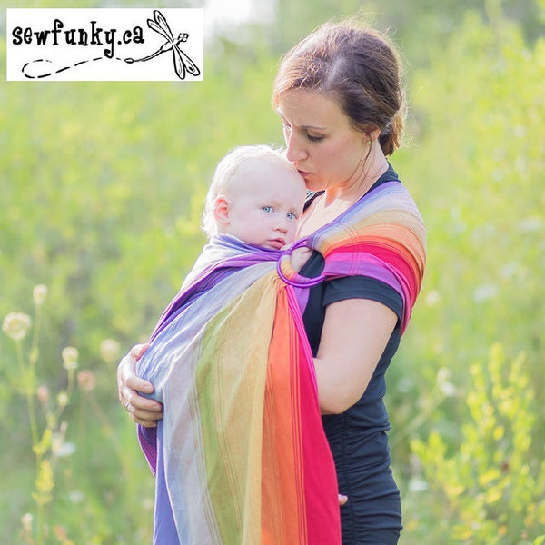 Sewfunky Woven Ring Sling