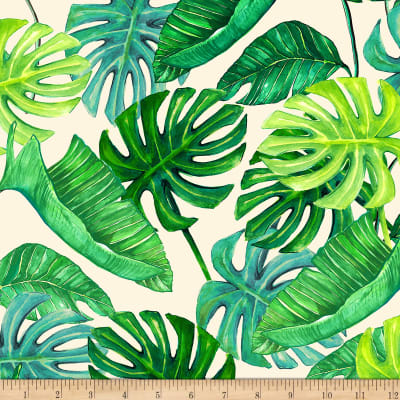 Sewfunky Sun Bonnet - Monstera