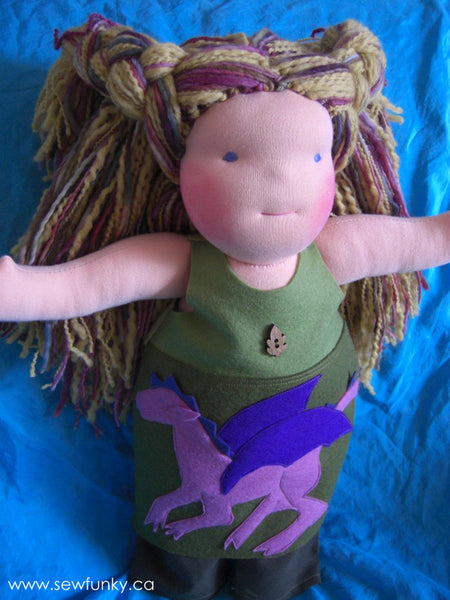Doll Making Fabric