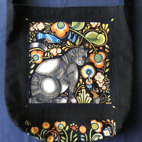 Sewfunky Hemp Cat Bag