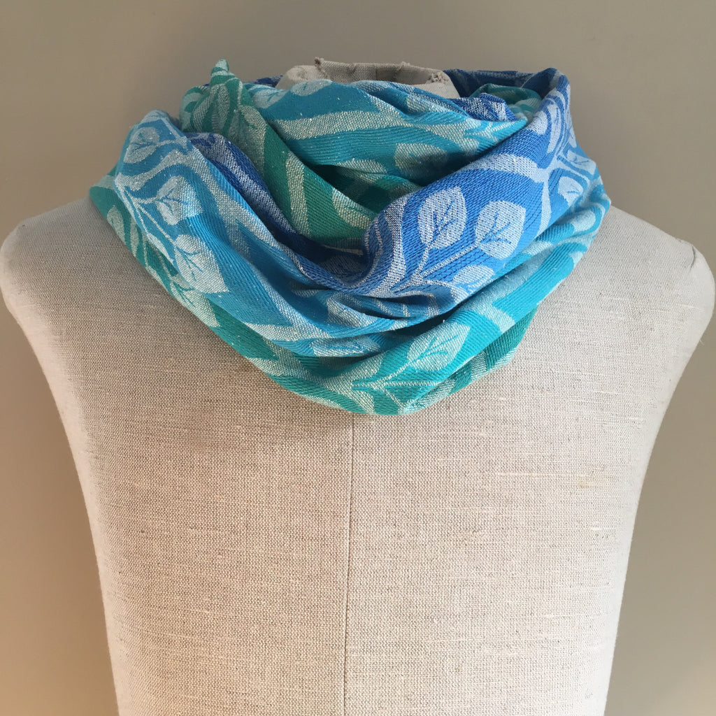 Wrap Conversion Infinity Scarf