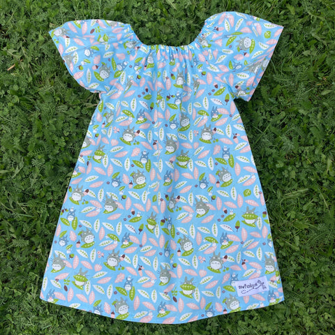 Sewfunky Pixie Dress - Forest Spirits