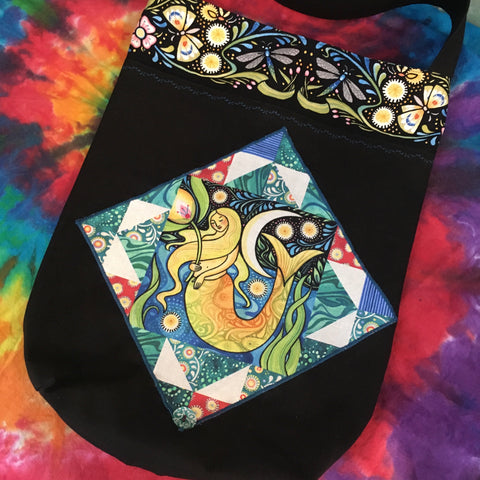 Sewfunky Hemp Mermaid Bag